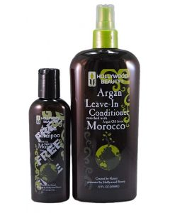 HOLLYWOOD ARGAN LVE-IN CB