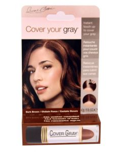 COVER GRAY HAIR STICK DK BROW