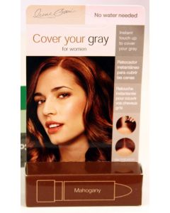 COVER GRAY HAIR STICK MAHOGAN