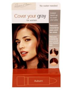 COVER GRAY HAIR STICK AUBURN