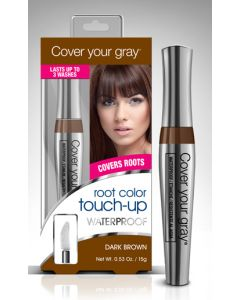 COVER GRAY WF TOUCH UP [DK BR