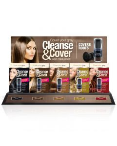 COVER GRAY CLEANSE COVER DP