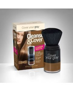 COVER GRAY CLEANSE [BRUNETTE]