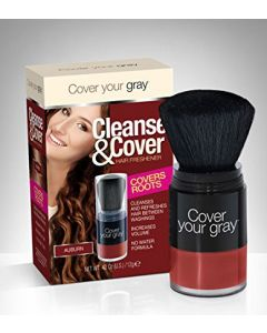 COVER GRAY CLEANSE [AUBURN]