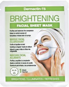 DERMACTIN TS F MASK BRIGHTENI