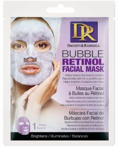 DR BUBBLE MASK RETINOL