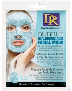 DR BUBBLE MASK HYALURONIC ACID