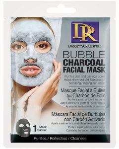 DR BUBBLE MASK CHARCOAL