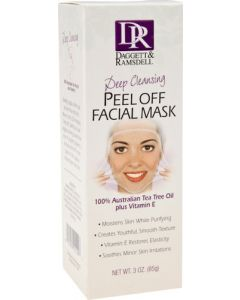 DR FACIAL PEEL OFF MASK 6/DP
