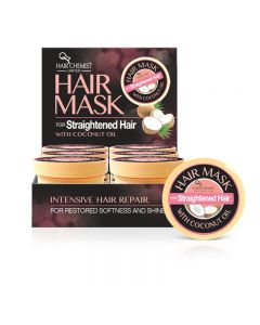 HC HAIR MASK STRAIGHTE & COCON