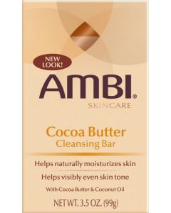 Ambi Soap Cocoa Butter Cleansing Bar