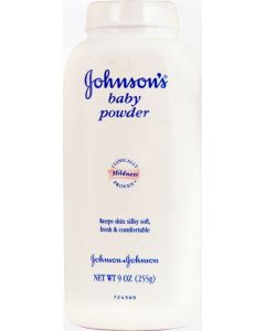 Johnson & Johnson Baby Powder, Original 9 oz