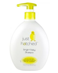 Just Hatched Bright Baby Shampoo