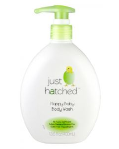 Just Hatched Happy Baby Body Wash