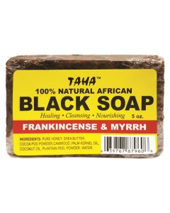 TAHA BLACK SOAP [F & M]