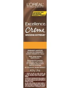 Excellence Creme BR1, Extra Dark Red Brown