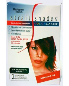 D/T STRAIT SHADES [RED] C/REL