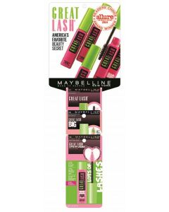 MAYB MASCARA GREAT LASH CLIP/S