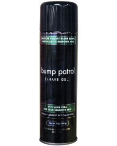 Bump Patrol Cool Shave Gel, Aloe