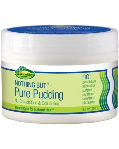 Soft N' Free Gro Healthy Nothing But Curly Pudding