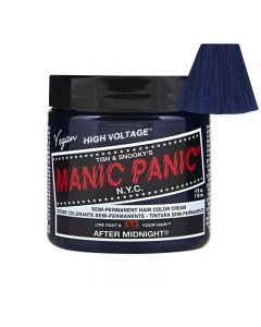 Manic Panic Semi Permanent Cream Hair Color - After Midnight