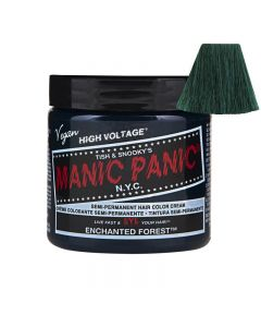 Manic Panic Semi Permanent Cream Hair Color - Enchanted Forest