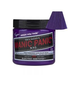 Manic Panic Semi Permanent Cream Hair Color - Electric Amethyst