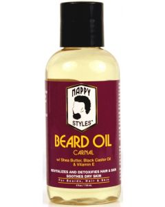 NAPPING BEARD&H OIL CARNAL