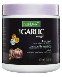 NUNAAT GARLIC MAGIC HAIR MASK