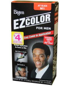 Bigen EASY COLOR Men, Jet Black