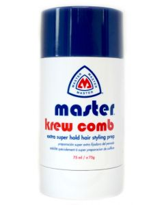 Master Well Krew Comb Extra Super Hold Hair Styling Prep Stick