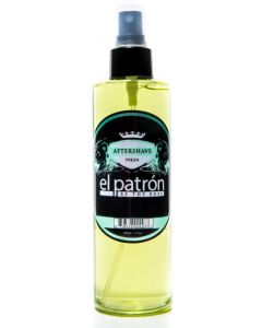 EL PATRON AFTERSHAVE FRESH