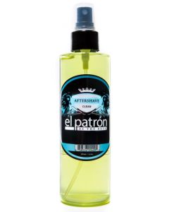 EL PATRON AFTERSHAVE CLEAN