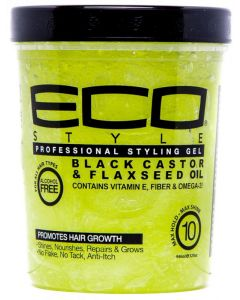 Eco Styler Styling Gel BLACK CASTOR & FLAXSEED OIL