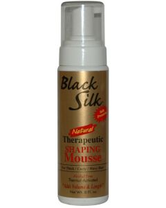 BLACK SILK SHAPING MOUSSE
