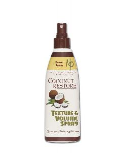COCONUT RESTORE TEXT/VOL SPRAY