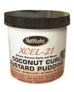 XCEL 21 COCONUT CURL PUDDING