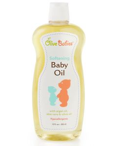 Olive Babies Baby Oil