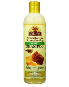 OKAY HONEY SHAMPOO