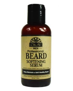 OKAY BEARD SOFTENING SERUM