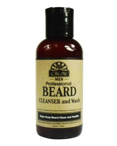 OKAY BEARD CLEANSER AND WASH
