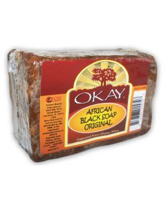 OKAY BLACK SOAP ORIGINAL