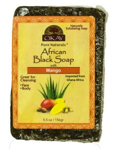 OKAY BLACK SOAP MANGO