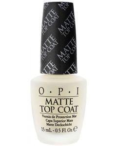 OPI TT35 TOP COAT MATT