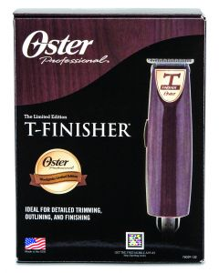 Oster Trimmer T-finisher Wood