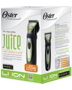 OSTER CLIPPER JUICE