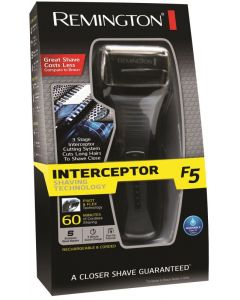 REMINGTON SHAVER F5 INTERCPTOR