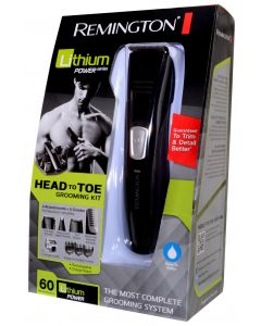 REMINGTON GROOM HEAD TO TOE LI