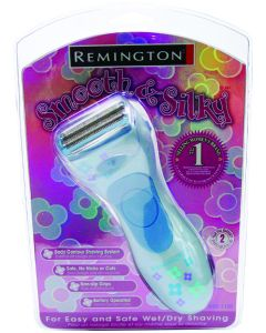 REMINGTON SHAVER SMOOTH&SILKY