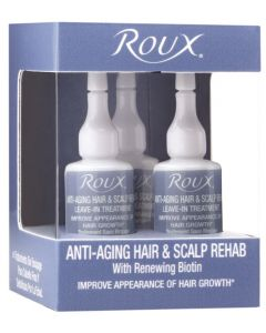 Roux Anti-Aging Hair & Scalp Rehab Leave-In Treatment